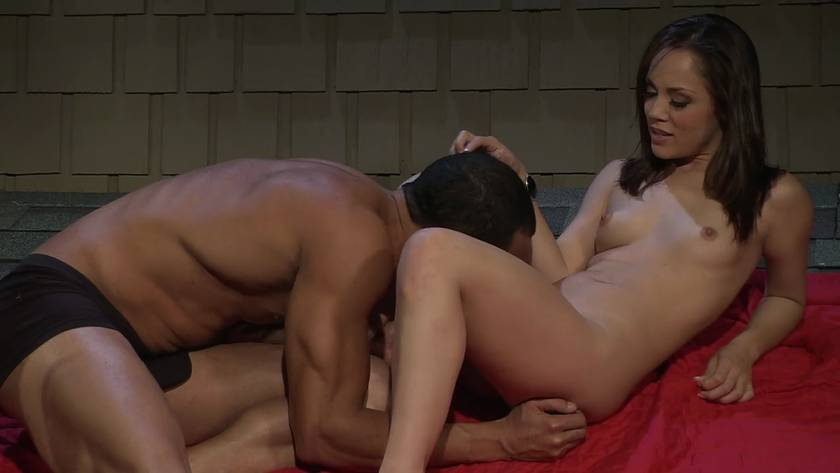 Likely... kristina rose deepthroat salad